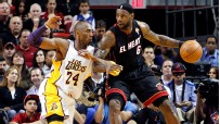 Kobe voted to NBA-record 15th All-Star Game