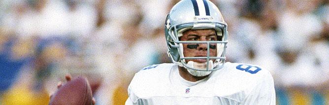 Troy Aikman, Super Bowls XXVII, XXVIII & XXIX