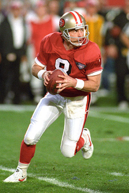 Steve Young, Super Bowl XXIX