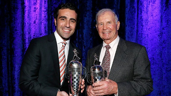 Parnelli Jones, and Dario Franchitti