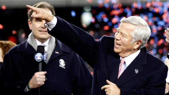 Robert Kraft 