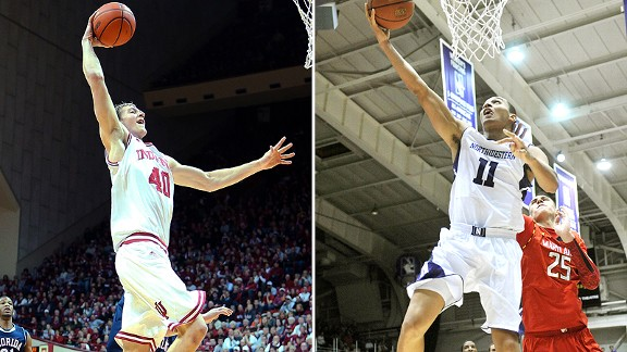 Cody Zeller/Reggie Hearn