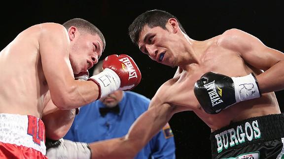 Rocky Martinez-Juan Carlos Burgos