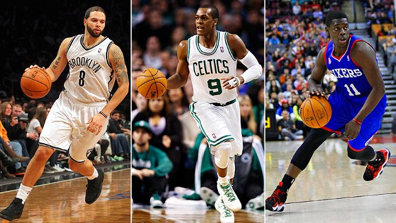 Williams/Rondo/Holiday