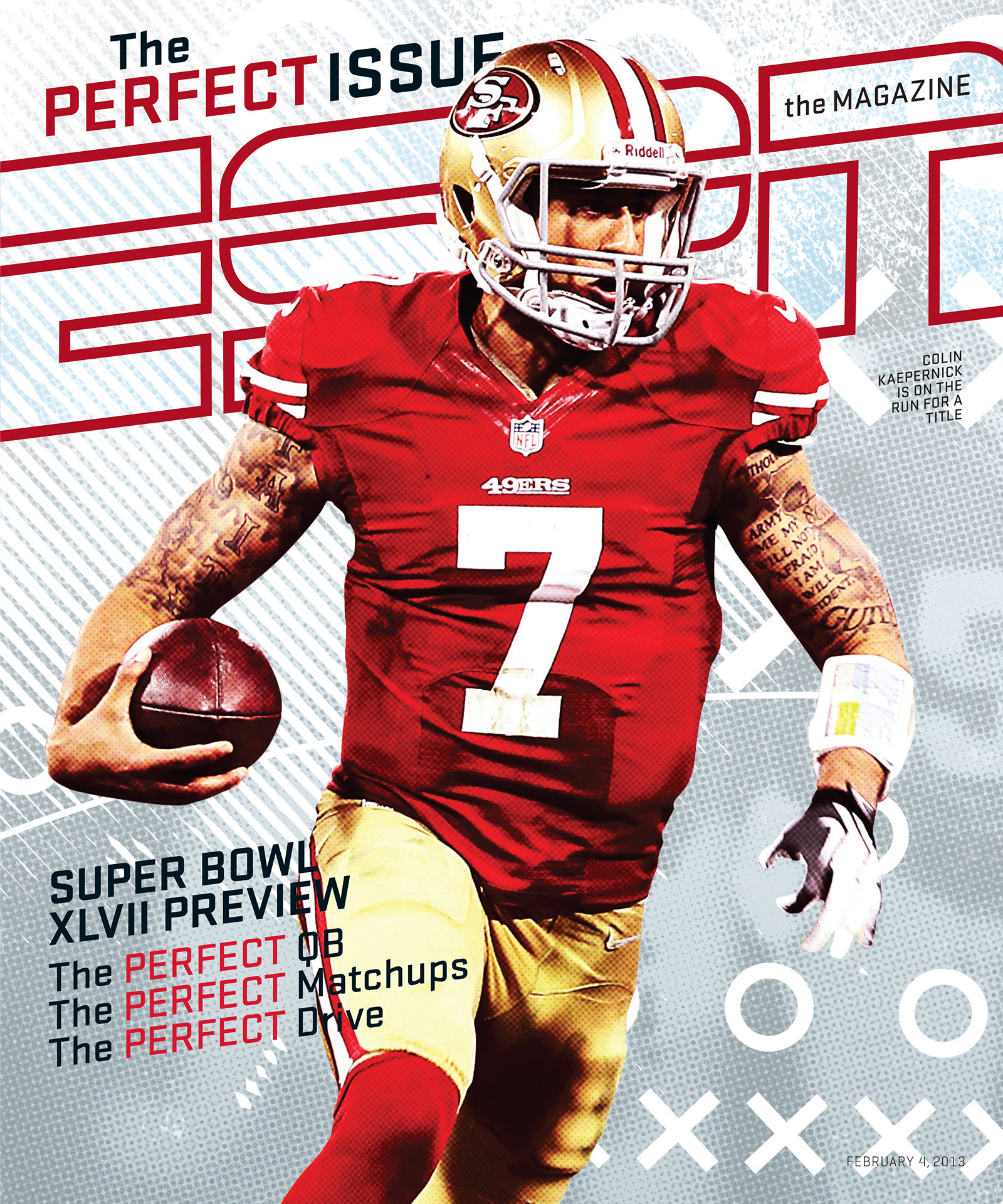 ESPN The Magazine's Perfect Issue - SO CRAZY, IT JUST ...