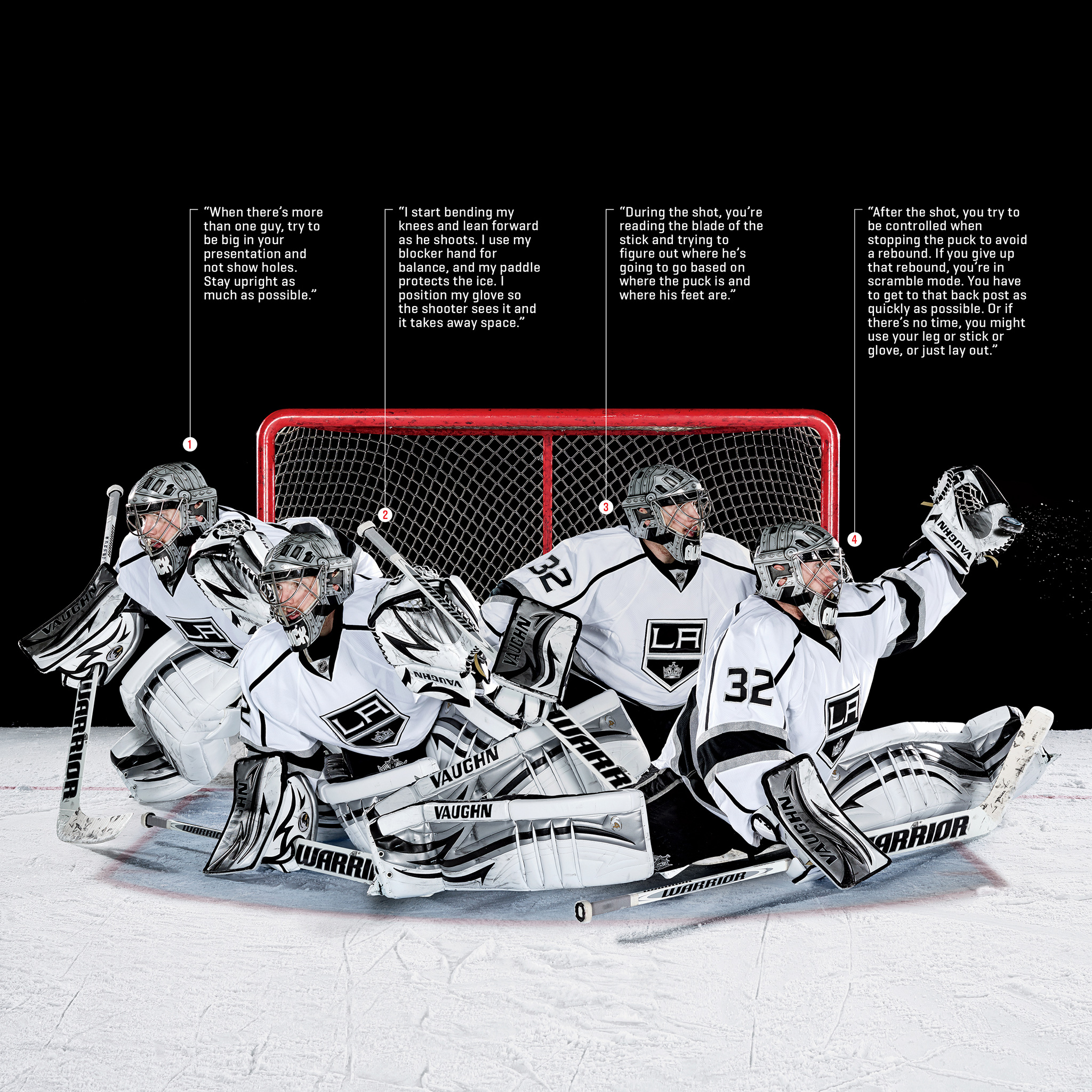 jonathan quick kings goalie so crazy it just might