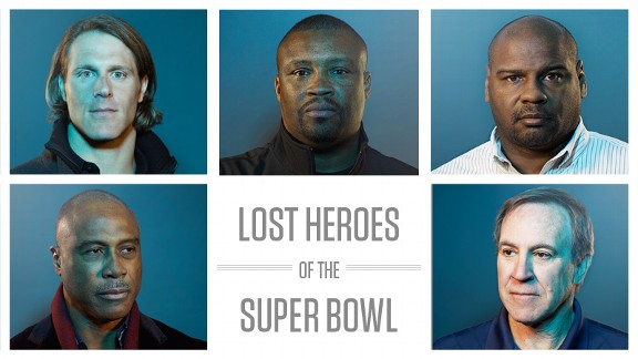 Lost Heroes of the Super Bowl