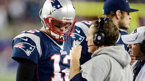 Tom Brady and Bill Belichick