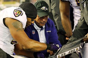 Dean Pees, Ray Lewis