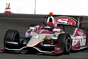 49ers IndyCar
