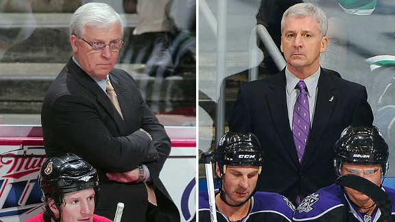 Bryan Murray, Terry Murray