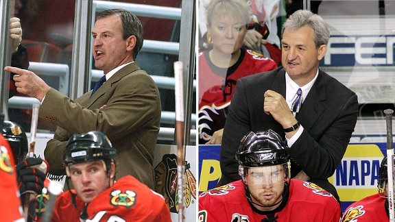 Darryl and Brian Sutter