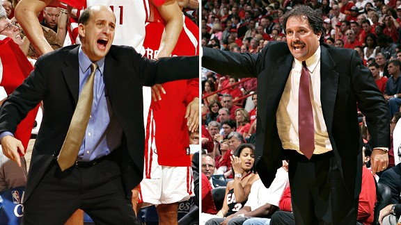 Jeff and Stan Van Gundy