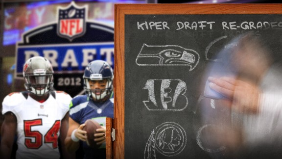 Kiper Draft Re-Grades