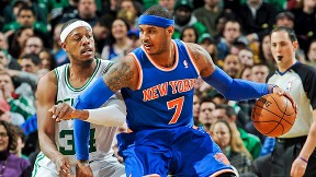Carmelo Anthony, Paul Pierce