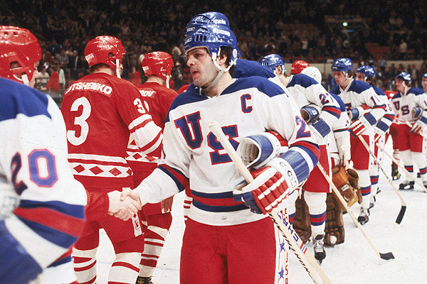 Mike Eruzione