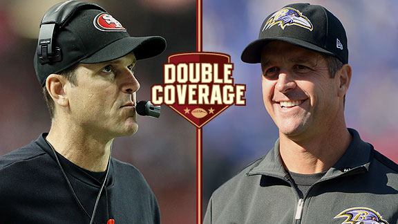 Double Coverage: The dueling Harbaughs