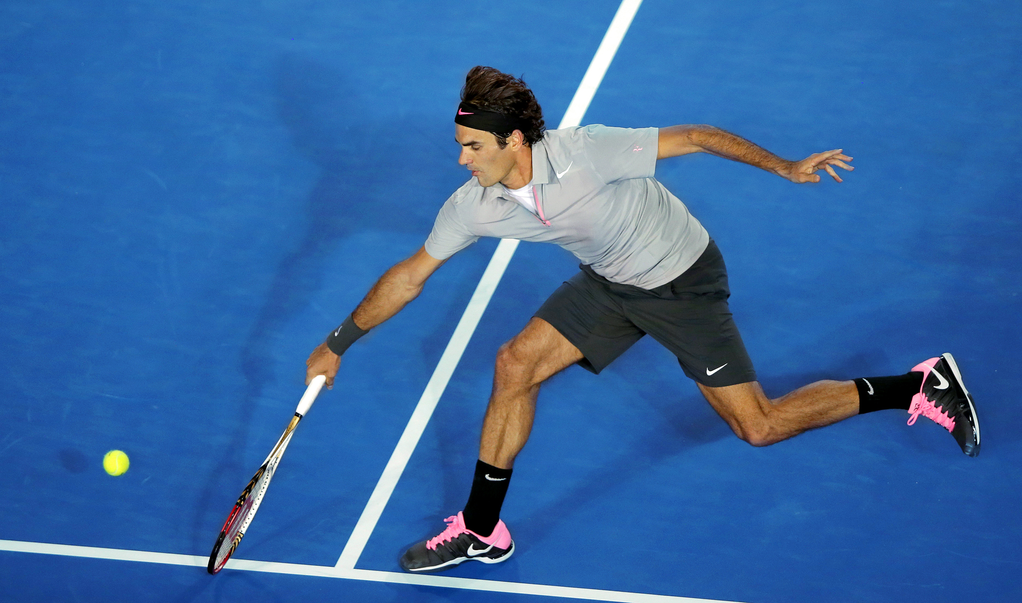 Galerry Roger Federer on the cusp of more tennis history at 2013 US Open with