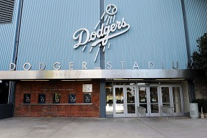 Dodgers Stadium Entrance