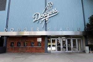 Dodgers Stadium Entrance