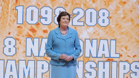 One of Pat Summitt's most impressive numbers was the 100 percent graduation rate of players who completed their eligibility.