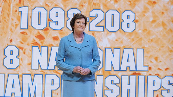 Pat Summitt 