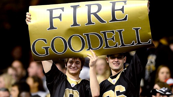 NFL playoffs -- Roger Goodell should expect rude welcome