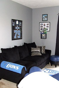 Lions Living Room