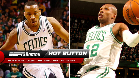 Avery Bradley, Leandro Barbosa