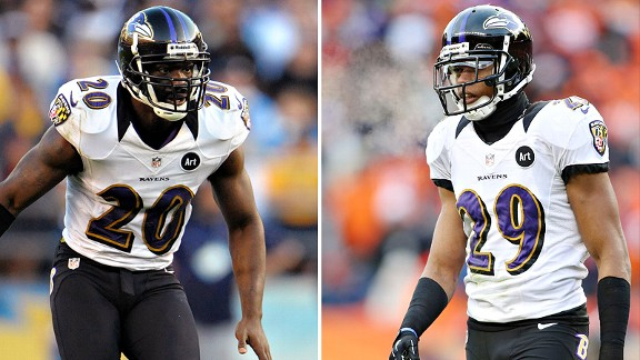 Ravens' defense delivering pain in playoffs