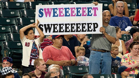Sweet Sweep Sign