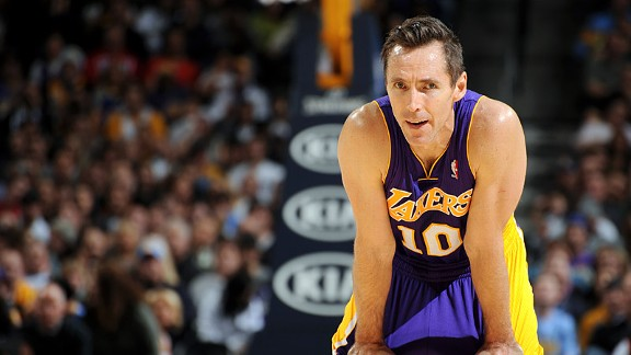 Steve Nash