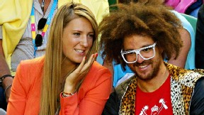 Azarenka &amp; Redfoo