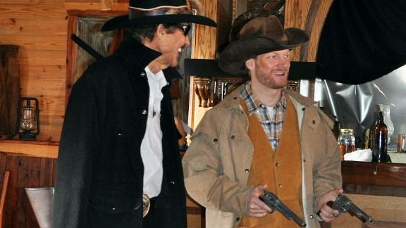 Dale Earnhardt Jr., Richard Petty