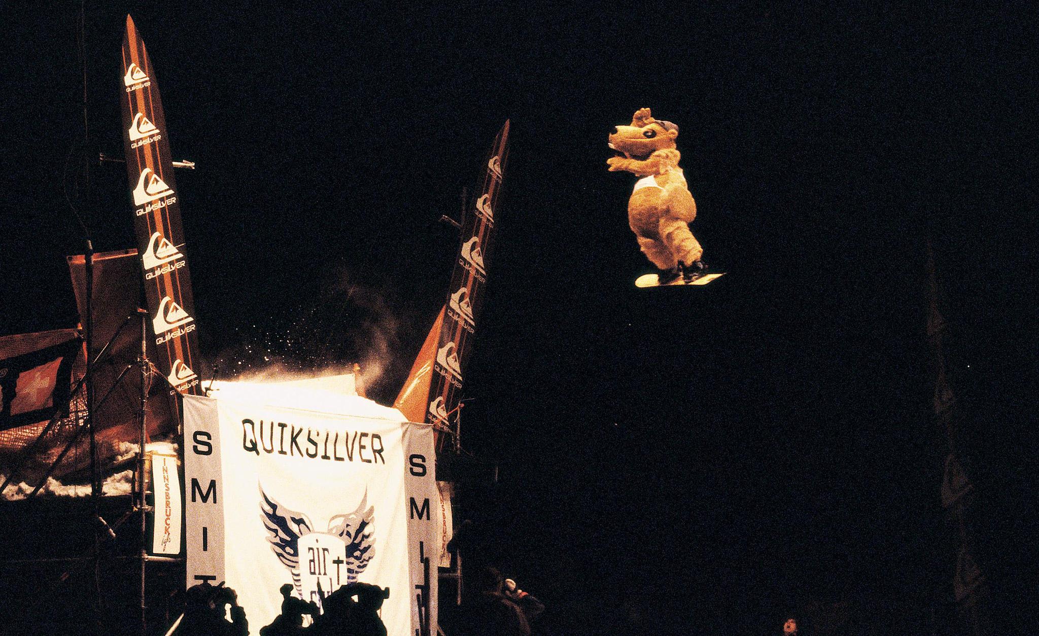 December 1996, Innsbruckbr Winner: Fabien Rohrer