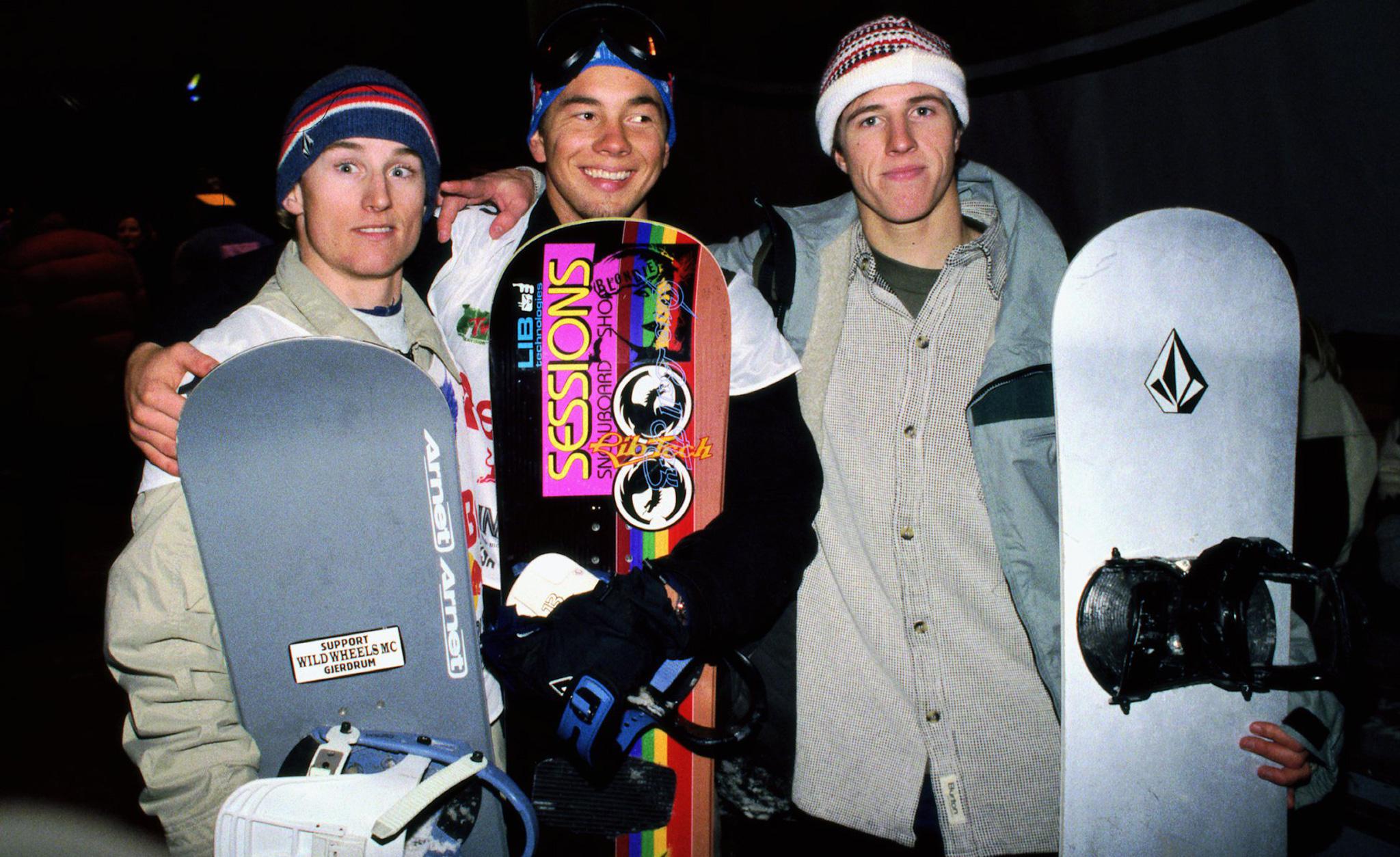 December 1995, Innsbruckbr Winner: Terje Hkonsen