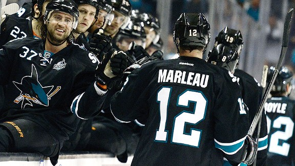 Patrick Marleau