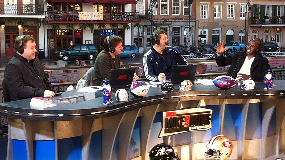 Mike Greenberg/Mike Golic