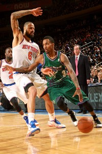 Brandon Jennings, Tyson Chandler