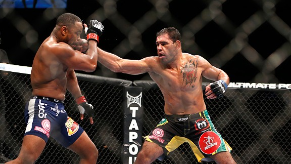Rashad Evans & Rogerio Nogueira