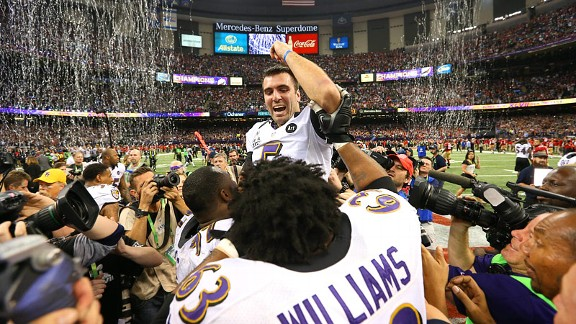 Ravens complete magical journey