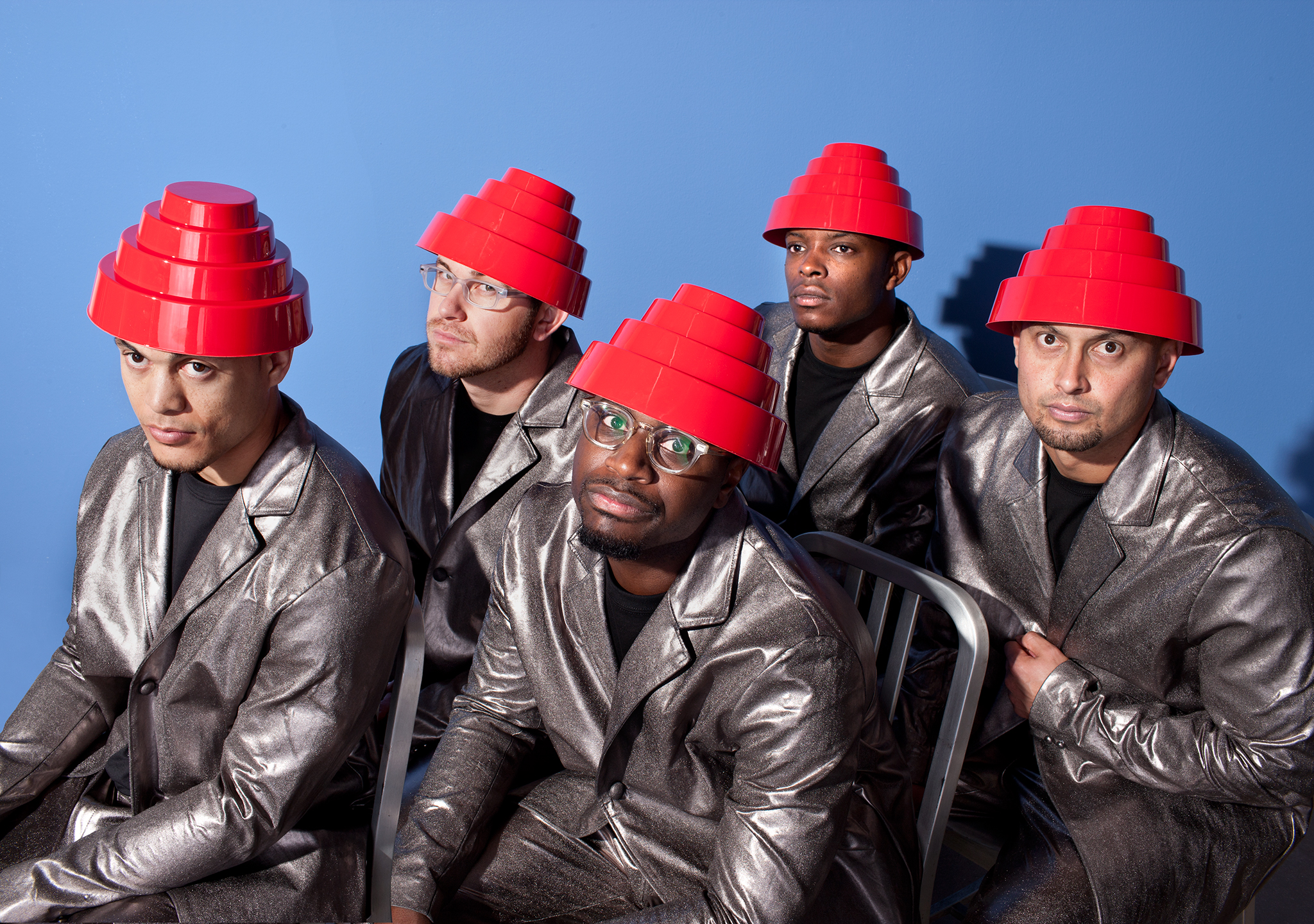 MLB Stars as Devo