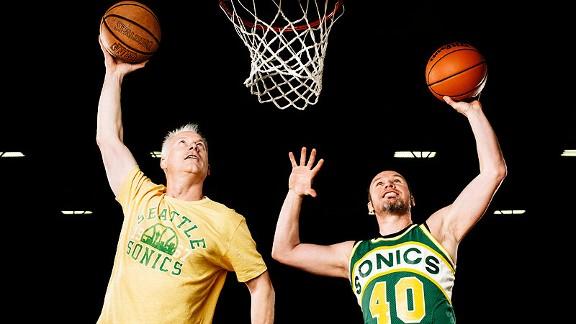 Kenny Mayne, Jeff Ament