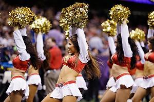 San Francisco Cheerleaders