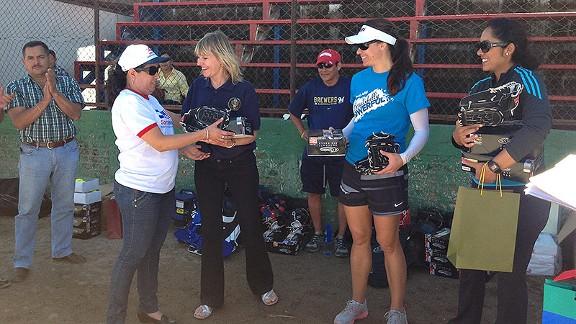 Nicaragua Softball