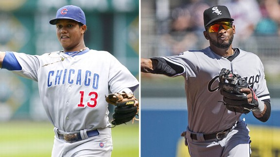 Starlin Castro/Alexei Ramirez