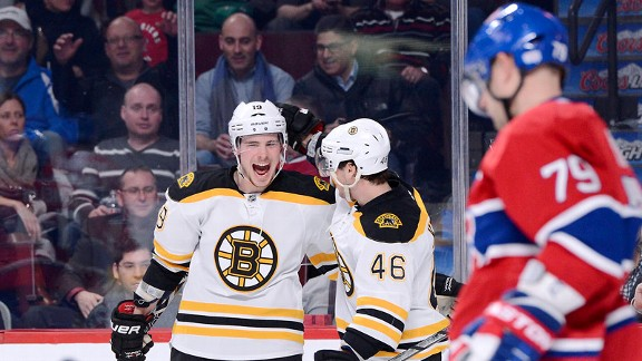 Tyler Seguin, David Krejci 