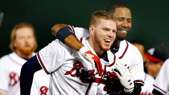 Freddie Freeman/Jason Heyward