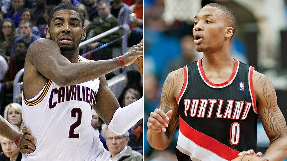 Irving/Lillard