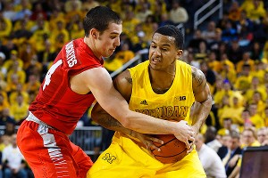 Trey Burke and Aaron Craft